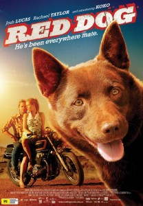 red dog dvd front cover